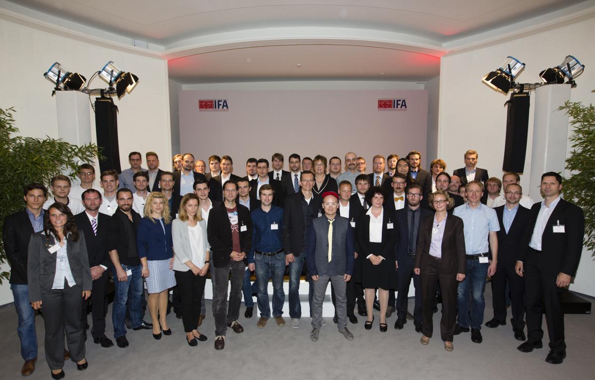 Preview: Preisverleihung Gründerwettbewerb IKT Innovativ IFA Berlin 2014 - Alle Preisträger