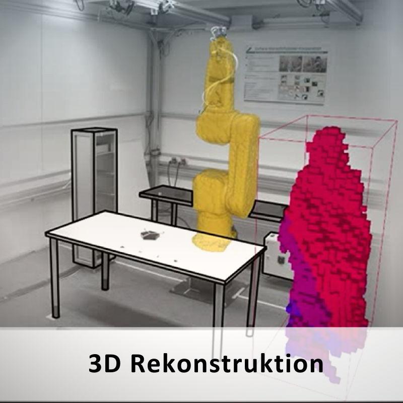 Projektbericht: 3D Rekonstruktion