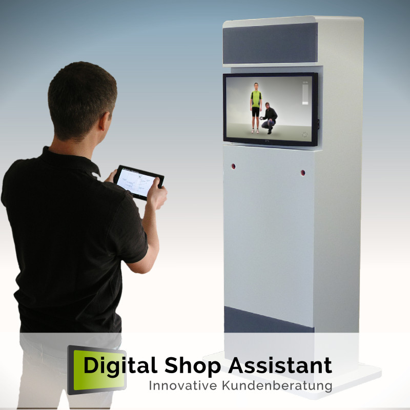 Produkt: Digital Shop Assistant - Innovative Kundenberatung